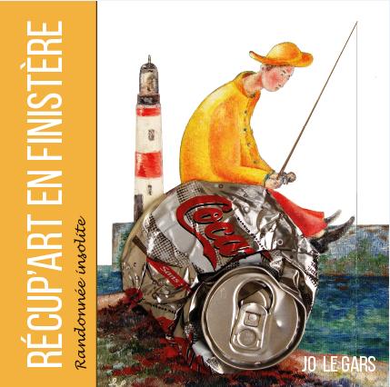 Premier livre de récup'art sur le Finistère